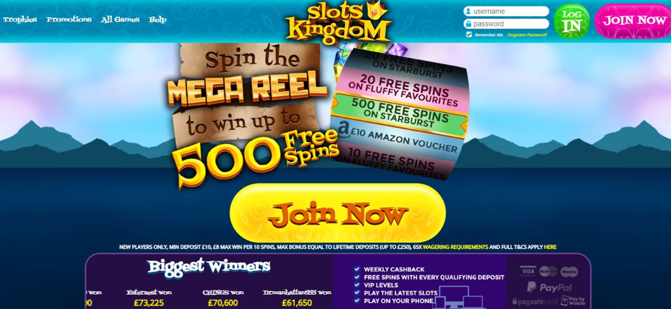 Is Slots Kingdom Legit or Scam? – Review | Sister Sites