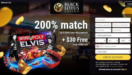 Is Black Lotus Casino Legit or Scam? – Review   Sister Casinos (2020)