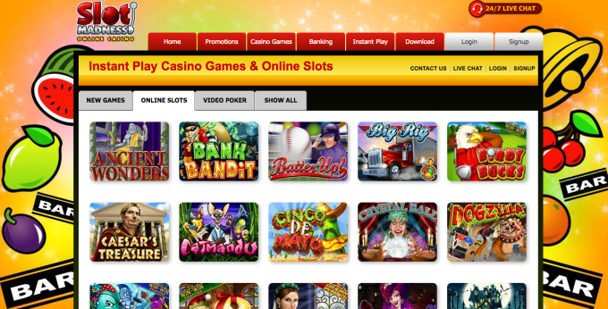 Is Slot Madness Casino legit