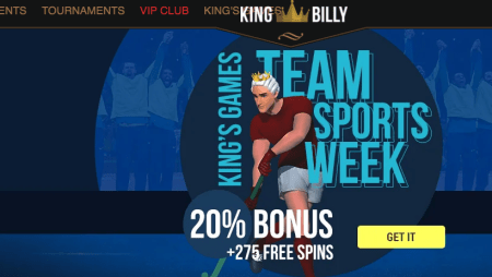 King Billy Casino Review: Legit or a Scam? | Sister Sites