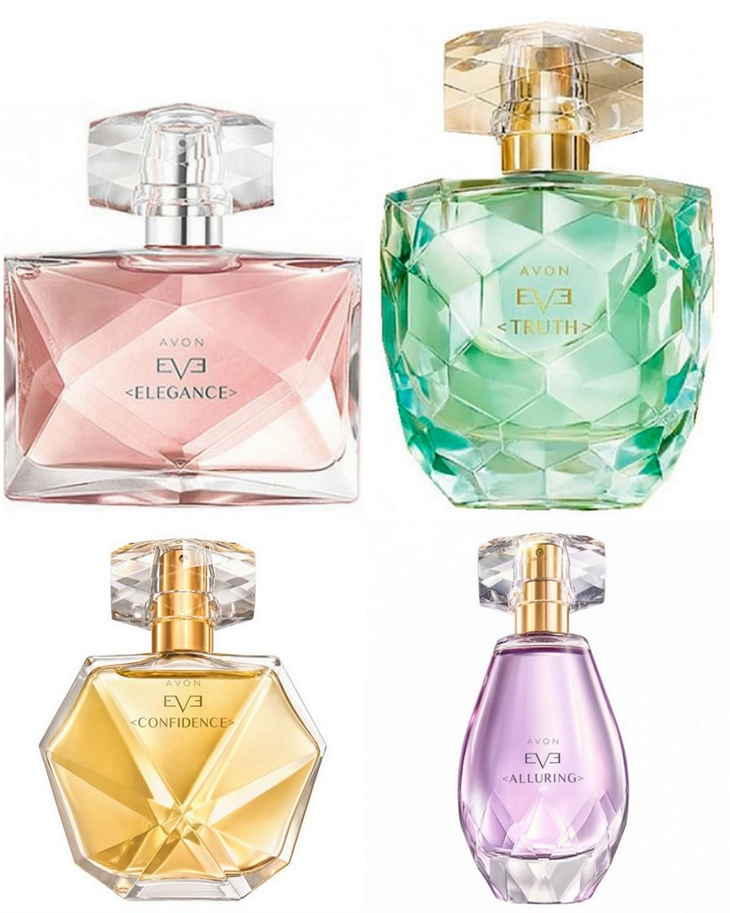 Avon Eve Truth A Signpost To Spring I Scent You A Day