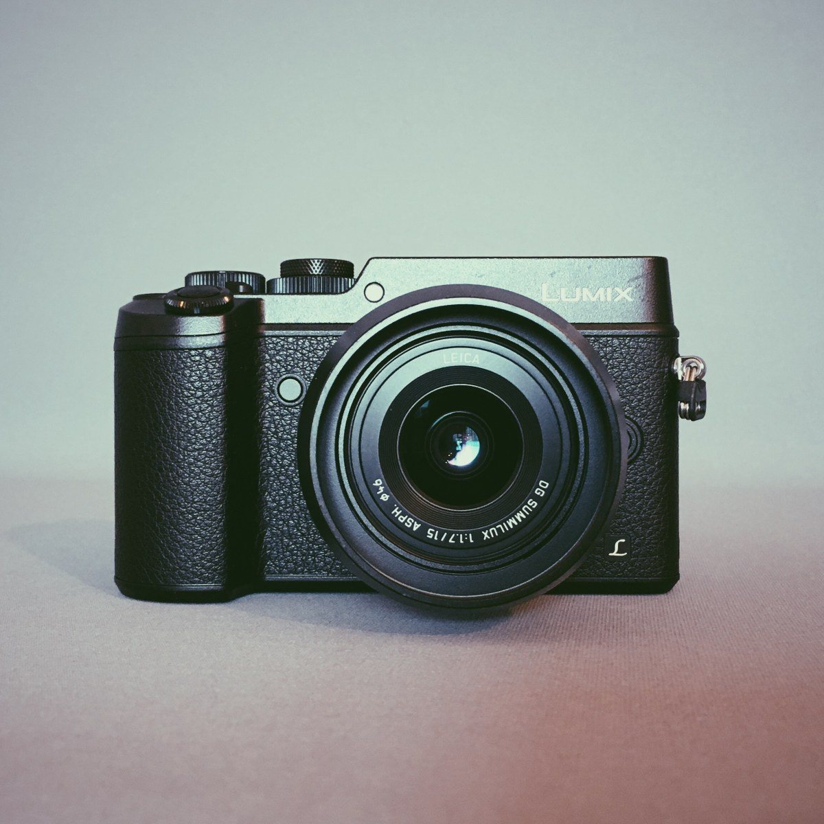 Mon nouvel appareil photo numérique : le Panasonic GX8