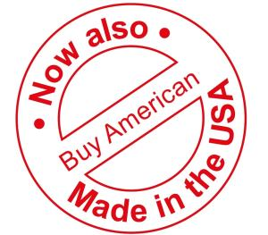 Buy American Act Stamp