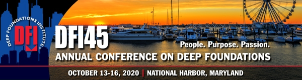 DFI 45th Annual Conference on Deep Foundations