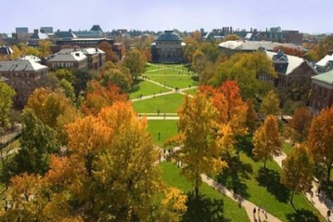 University of Illinois at Urbana-Champaign campus