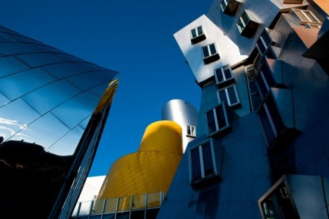 MIT Campus building