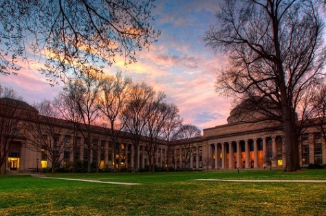 Beautiful Campus of MIT. It has the Best ROI among colleges for engineering