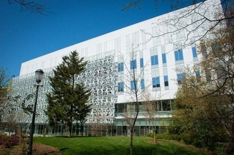 Campus building of University of UPenn
