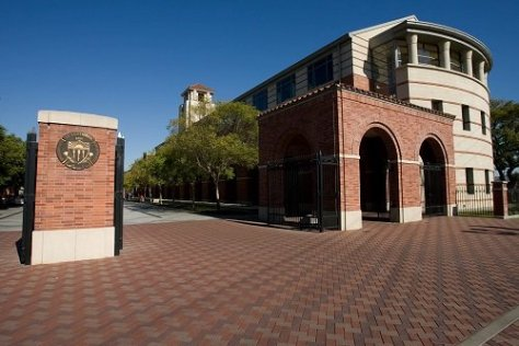 USC Marshall has a famous Masters in Business analytics program