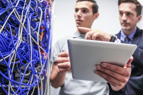 IT system managers are responsible for managing the IT resources of a company.
