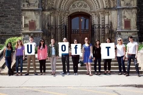 Students at University of Toronto