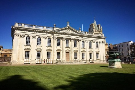 Cambridge Best UK universities for psychology
