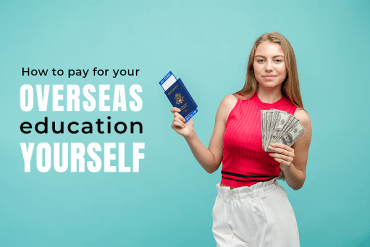 How to pay for your own college education