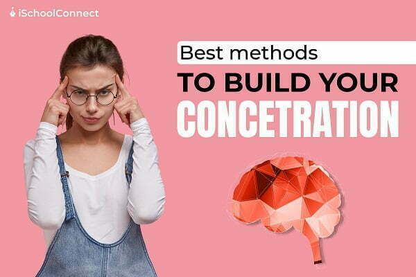 Best methods to concentrate on studies