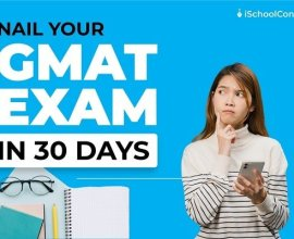 Nail your GMAT exam in 30 days