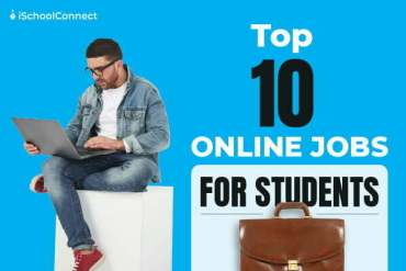 Top 10 online jobs for students