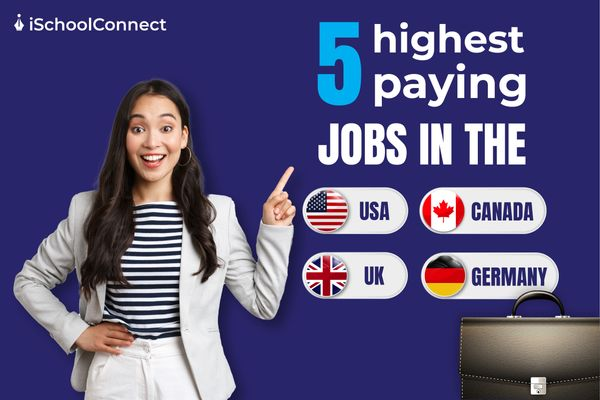highest paying student jobs in us, uk, canada and germany