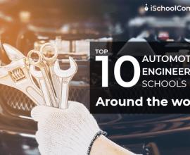 Top 10 automotive engineering schools in the world