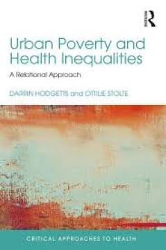Image result for Urban Poverty and Health Inequalities: A related Approach