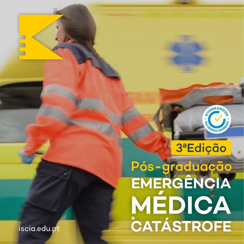 2 edição pós graduação emergência médica e catástrofe