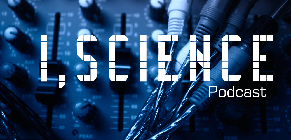 I,Science podcast banner