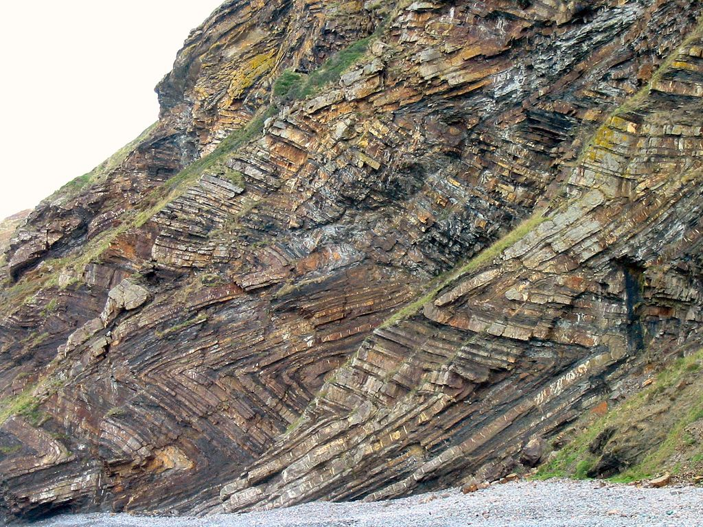 cliffs by the seaside
