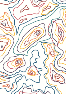 topography art