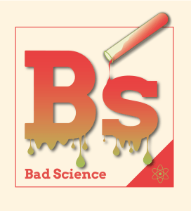 test tube melting BS in a table of elements style