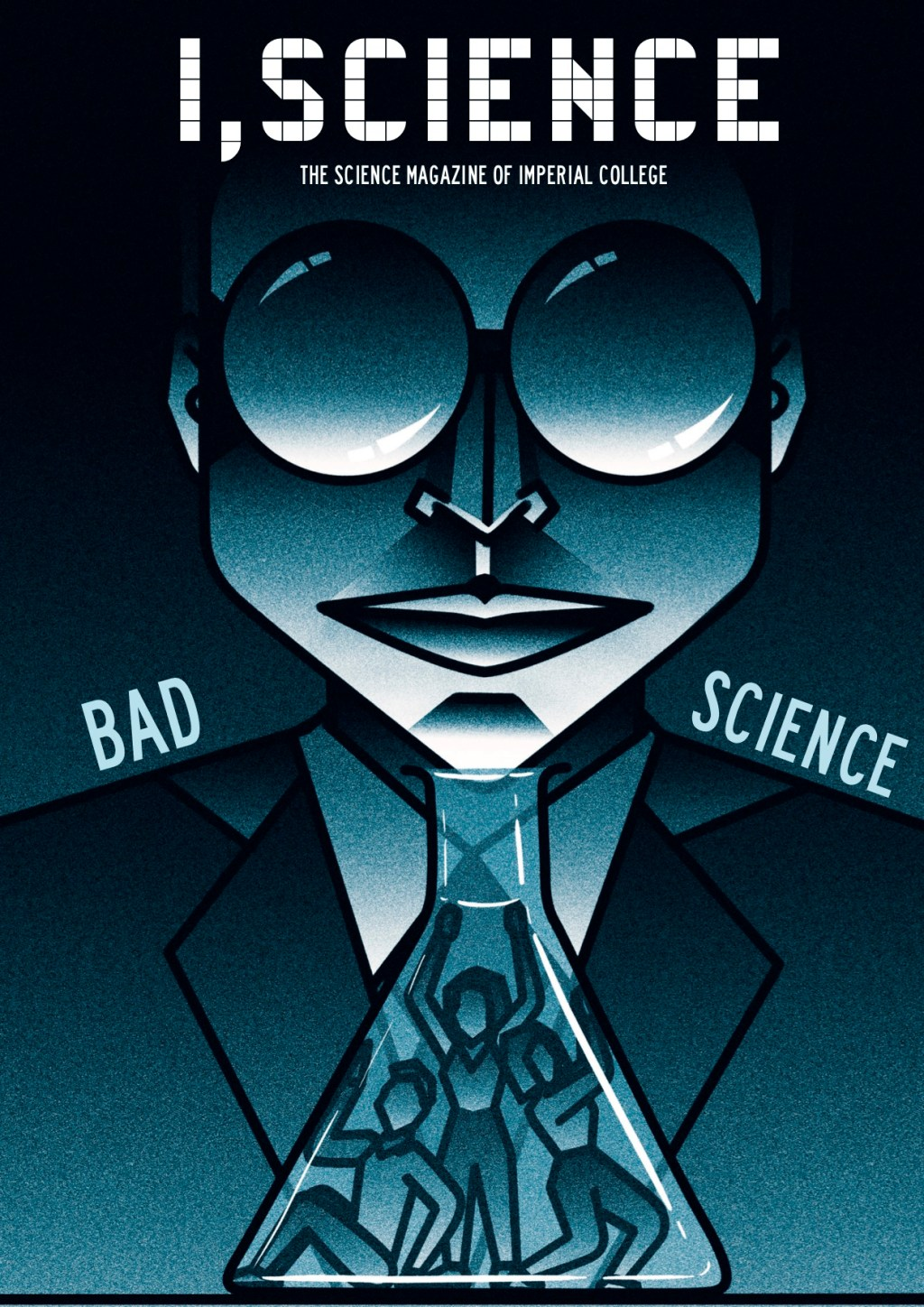I,Science Bad Science Magazine cover