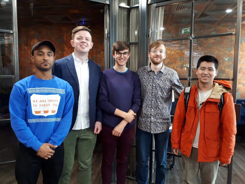 University Challenge Winners