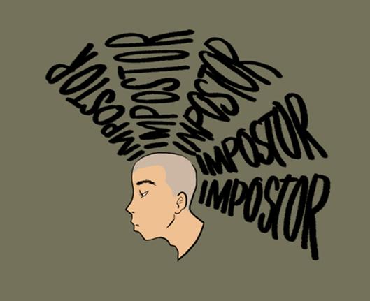 Imposter Syndrome Artwork