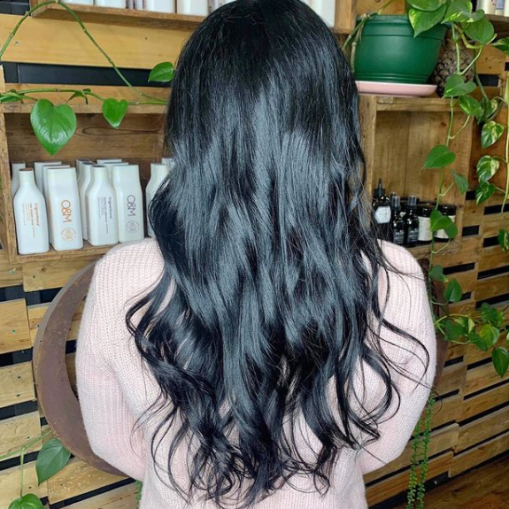 rachel hair stylist image 1 dark hair