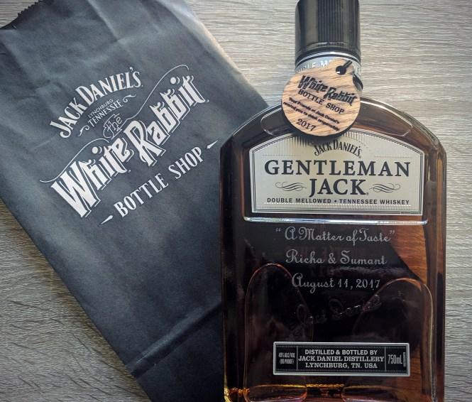 iScriblr Jack Daniel's Whiskey