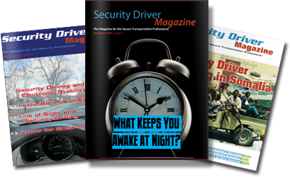 security driver magazine