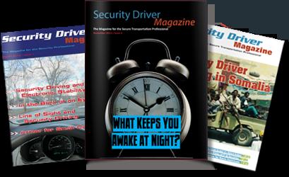 security driver magazine