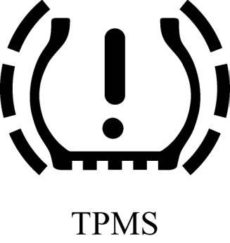Tire Pressure Monitoring System Warning