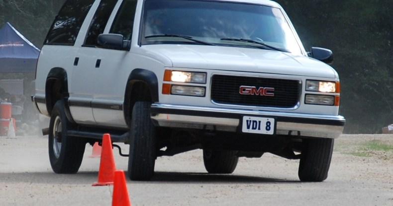 VDI SUV Security Driving Exercise