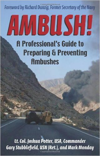 Mark Monday's Book - Ambush