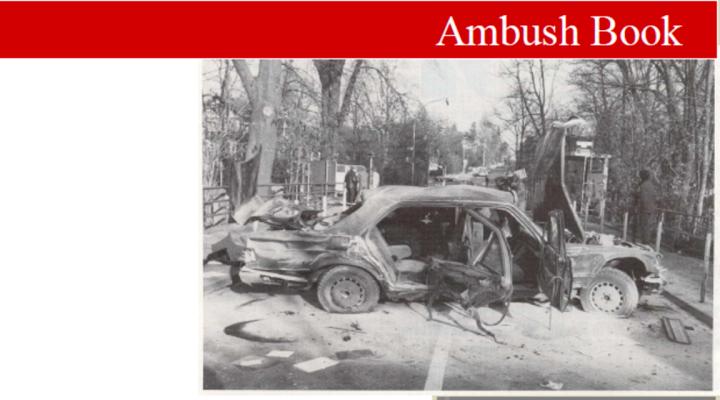 Ambush eBook - International Security Driver Association