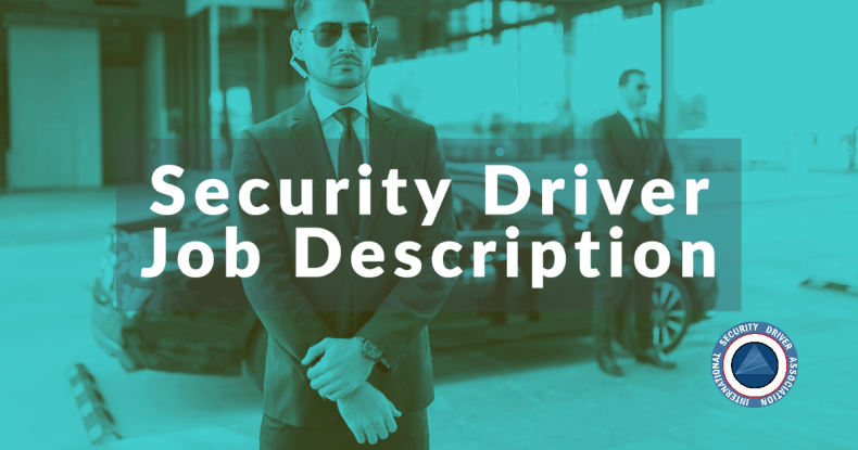 security driver job description