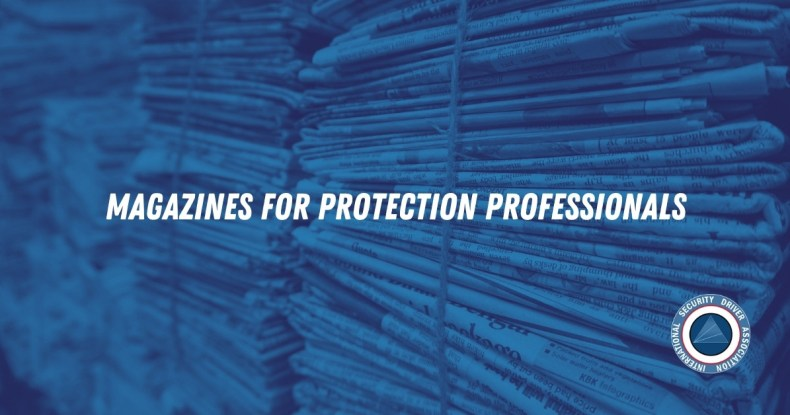 Magazines for protection professionals