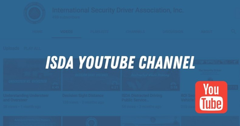 ISDA YOUTUBE CHANNEL