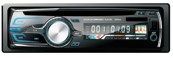 VCAN1236 USB compatible player Car radio 1 -
