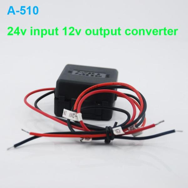 DC24V to 12V Car power charger adapter converter 2 -