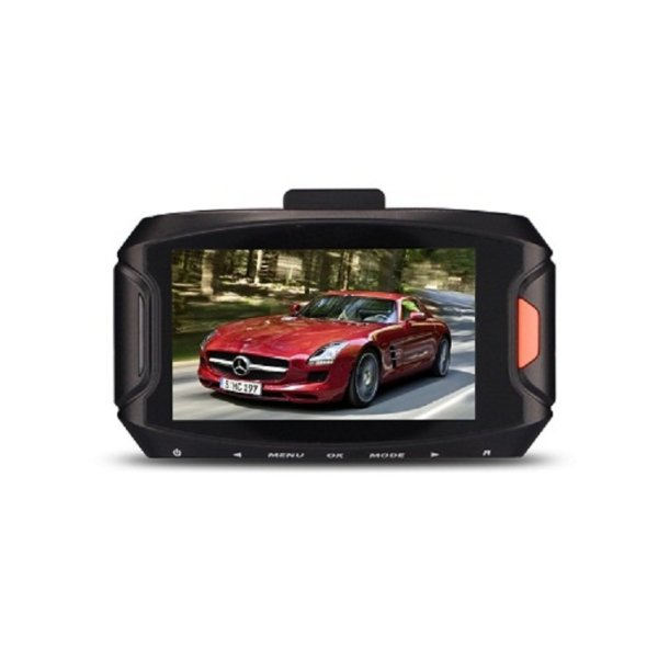 2.7 inch lcd screen HD CAR DVR HDMI with G-sensor Motion detection 4 -