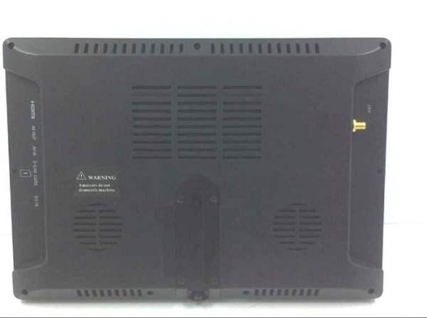 VCAN1116 10 inch portable ATSC LCD TV monitor HD FTA digital TV receiver decoder tuner with antenna 4 -