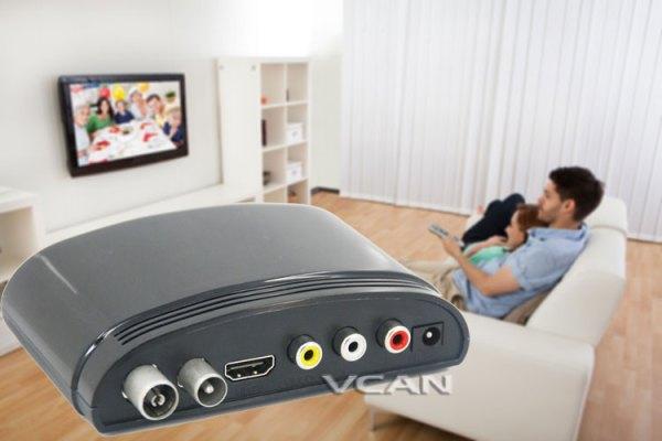 DVB-T2 mini Digital TV receiver 7 -