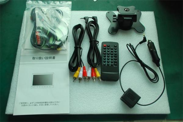 2 tuner 2 antenna 10.1 inch full segment digital TV receiver for Japan 5 -