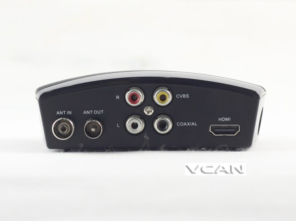 HD mini Home DVB-T2 Digital TV Receiver 4 -