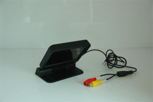 Auto Electric flip 4.3 monitor LCD Color Car Monitor 5 -